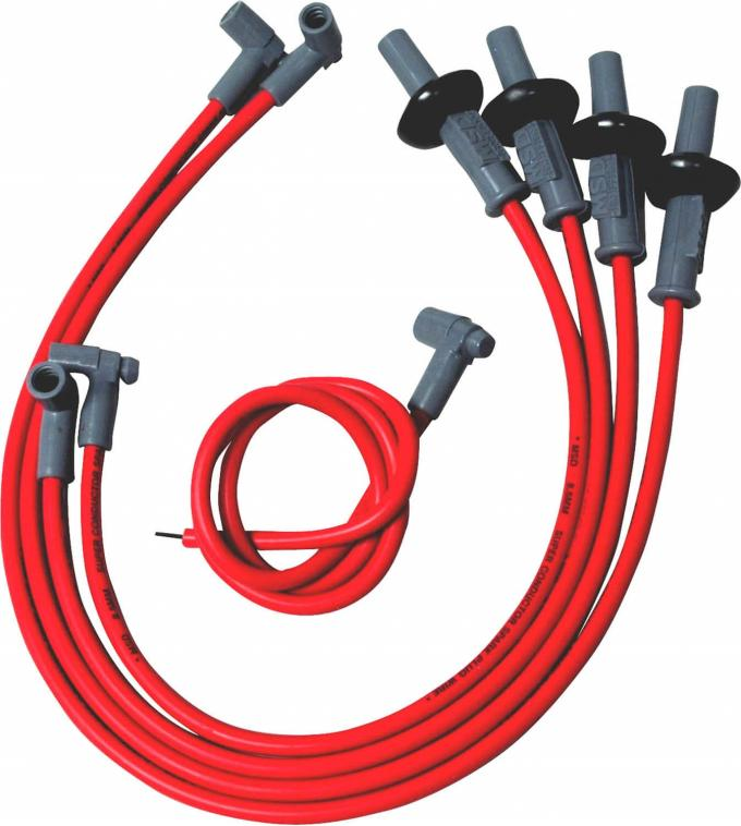 MSD Custom Spark Plug Wire Set 31939