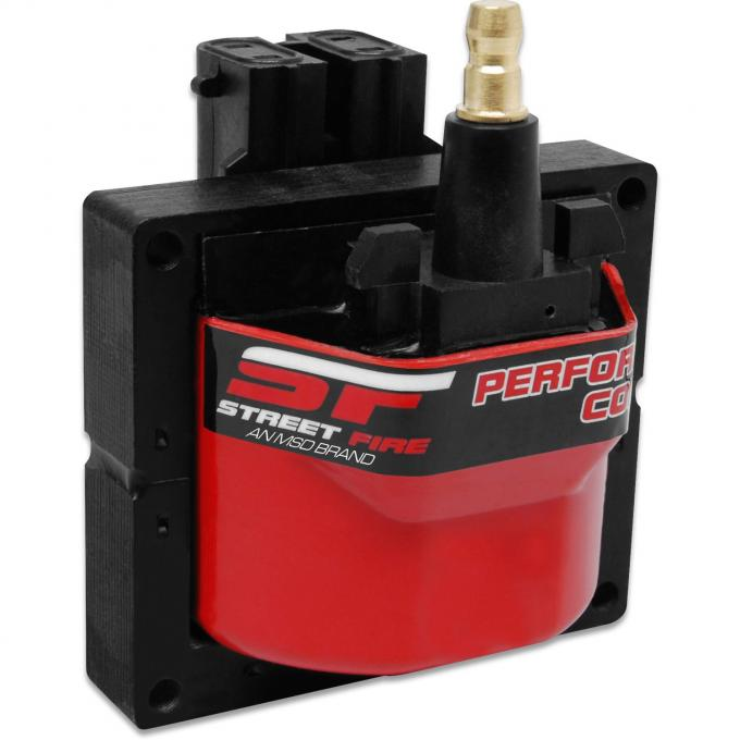 MSD Street Fire™ GM Dual Connector Ignition Coil 5526