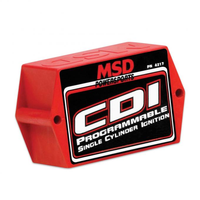 MSD CDI Programmable Ignition Control Module 4217