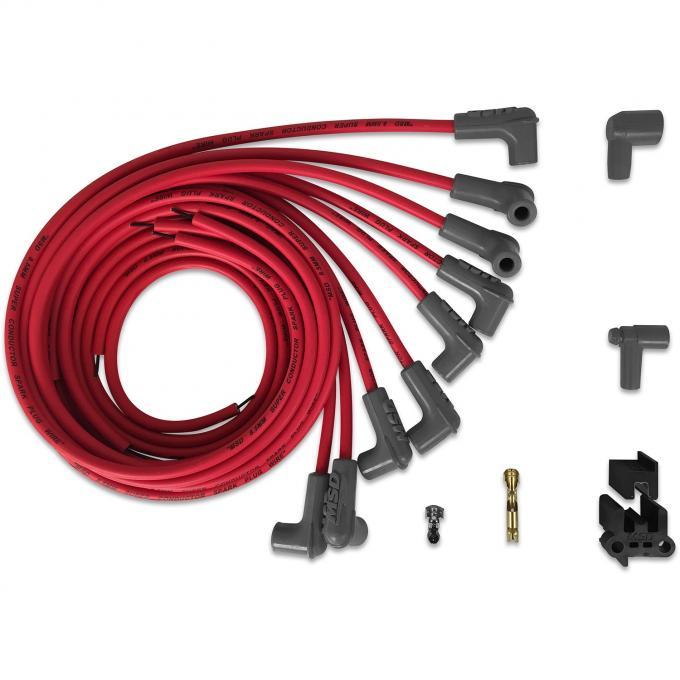 MSD Universal Spark Plug Wire Set 31229
