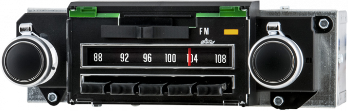 AAR 1970 Chevrolet Chevelle Super Sport AM/FM Reproduction Radio with Bluetooth 812201BT