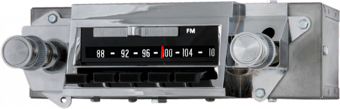 AAR 1966 Chevrolet Chevelle AM/FM Reproduction Radio with Bluetooth 512201BT