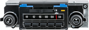 AAR 1971-1972 Chevrolet Chevelle AM/FM Reproduction Radio with Bluetooth 912201BT