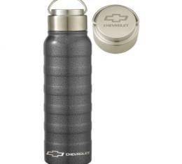 Grey 25oz Stainless Steel Chevrolet Clayton Bottle