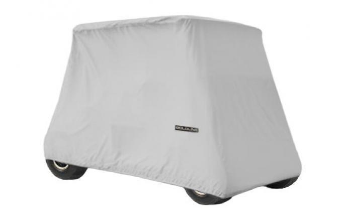 Goldline 4x4 Extra Tall Heavy Duty Golf Cart Storage Cover, 4 Passenger