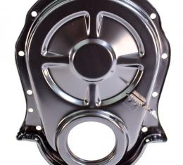 "Classic Headquarters Timing Chain Cover, Big Block 375 w/ 8"" Balancer, 69-70 Chevy GMC Truck Camaro Chevelle El Camino Nova Impala Corvette R-268"