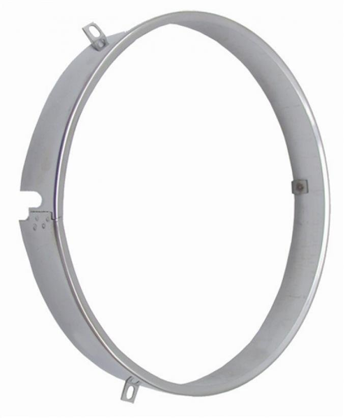 """Classic Headquarters Sealed Beam Retainer (1"""" Width) with Notch, Each W-770A"""