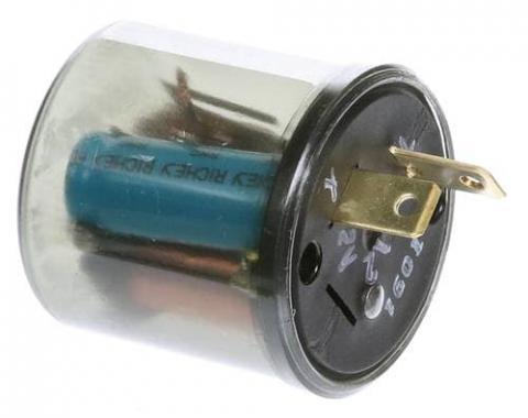 20 Amp 2 Terminal Turn Signal Flasher