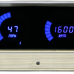 Intellitronix 1964-1966 Chevy Truck LED Digital Gauge Panel DP6002