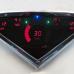 Intellitronix 1955-1959 Chevy Truck LED Digital Gauge Panel DP6000