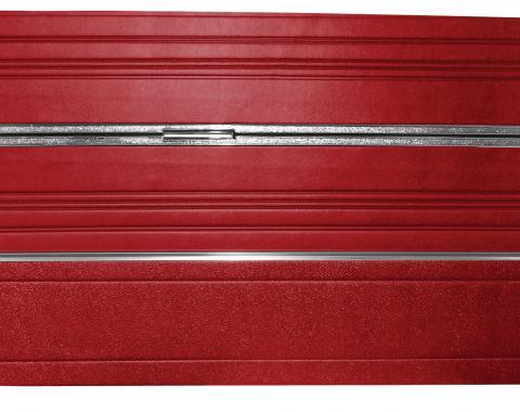 Distinctive Industries 1966 Chevelle & El Camino Front Door Panels, Preassembled 091090P