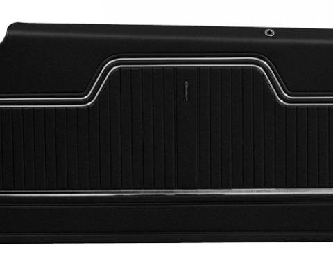 Distinctive Industries 1970-72 Chevelle Front Door Panels, Preassembled 091249P