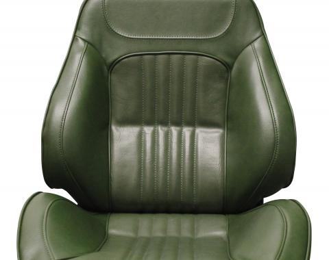 Distinctive Industries 1971-72 Chevelle & El Camino Touring II Assembled Front Bucket Seats 090462