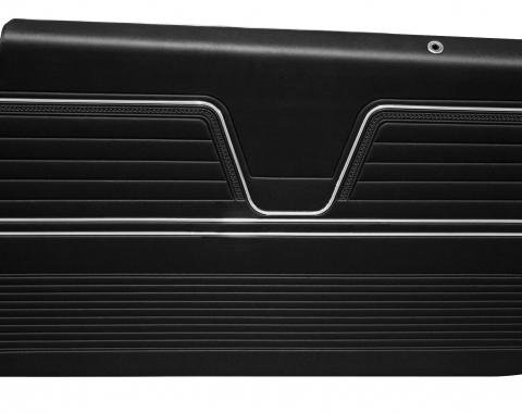 Distinctive Industries 1969 Chevelle Front Door Panels, Preassembled 091215P