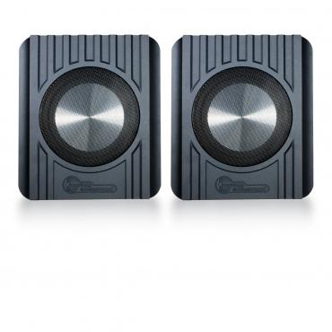 Custom Autosound Undercover II Speaker Enclosures