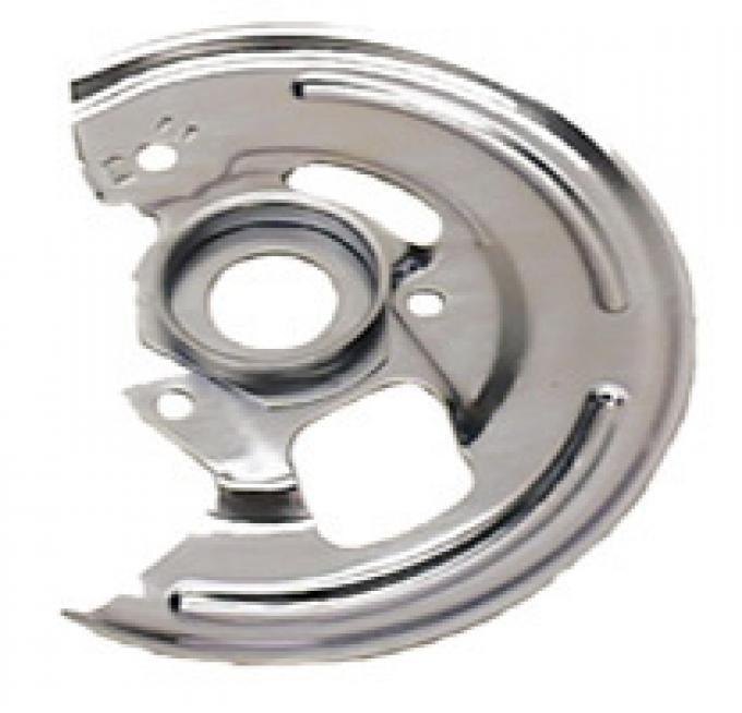 Classic Headquarters Disc Brake Backing Plates, Pair W-416