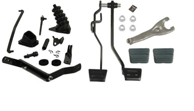 Classic Headquarters Chevelle Master Clutch Linkage Kit R-207