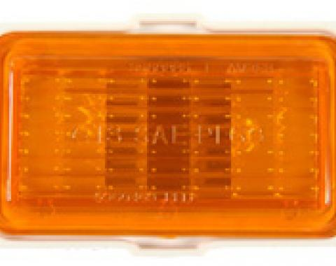 Classic Headquarters Sidemarker Lamp Assembly, Amber W-767