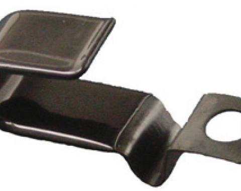Classic Headquarters Battery Cable Retaining Clip-Oil Pan W-567