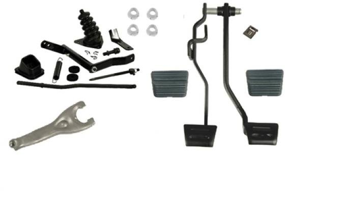 Classic Headquarters Chevelle Master Clutch Linkage Kit R-206