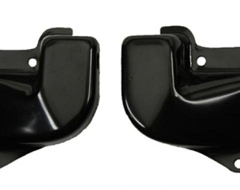 Classic Headquarters Chevelle Small Block Engine Frame Mounts, Pair. W-993