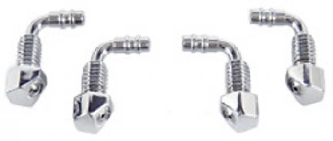 Classic Headquarters Headlamp Washer Nozzle, Set of Four W-158B