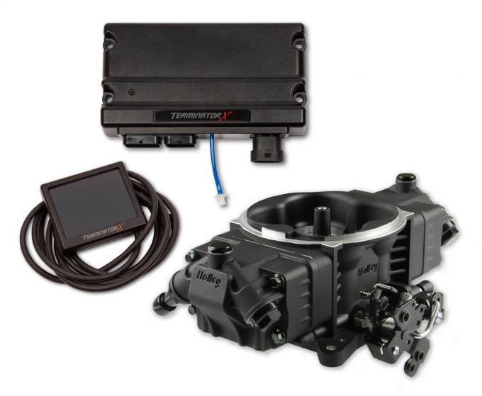 Holley EFI Terminator X Stealth 4150 System 550-1061