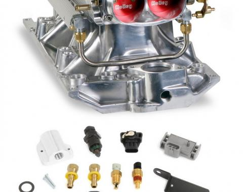 Holley EFI Power Pack Multi-Point Fuel Injection System Kit 550-710
