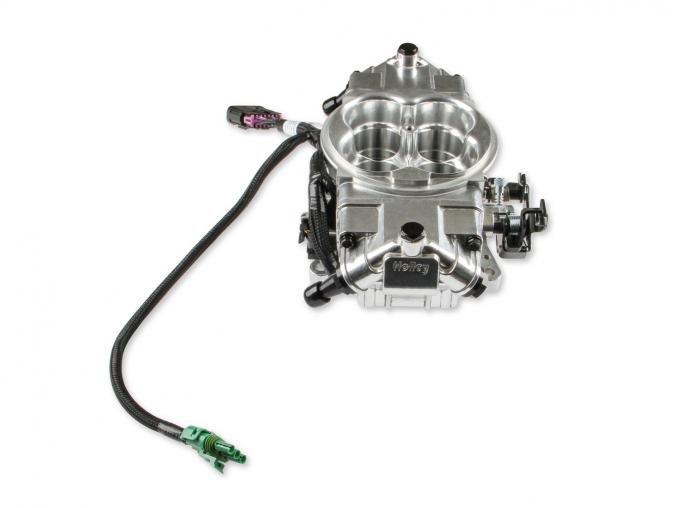 Holley EFI Terminator X Stealth 4150 System 550-1020