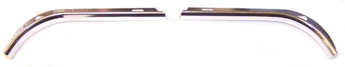 Ted Williams Enterprises LLC Rear Body Panel Molding, Outer, LH/RH Pair, 70-71 Monte Carlo C-DM-4610