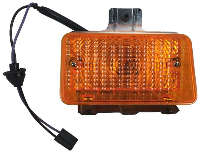 Ted Williams Enterprises LLC Parking Lamp Assembly, LH or RH (Sold Each), 70 Chevelle (Non-SS) C-E-2361
