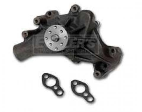 Chevy And GMC Truck Stewart Hi Flow Water Pump, Small Block, Long Style, 1973-1986