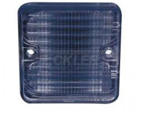 Chevy Suburban & Panel Back-Up Light Lens, Right, 1967-1972