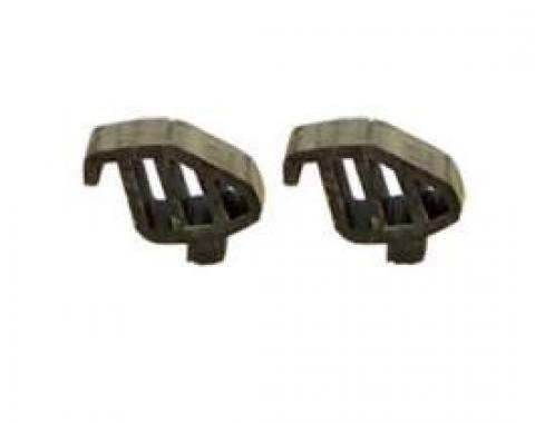 Chevy & GMC Hood Side Bumpers, 1973-1991