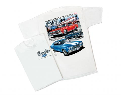 Chevelle T-Shirt, Ultimate Muscle