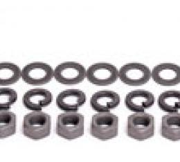 AMK Products Inc Rear Bumper Bolt Set (32pcs), 64-65 Chevelle 991-3464-S