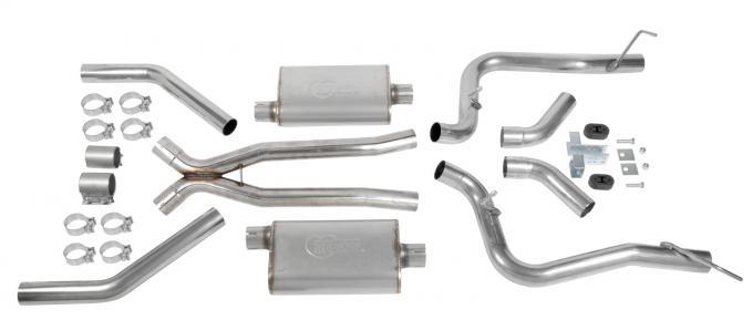 Hooker Blackheart Header-Back Exhaust System 70501319-RHKR