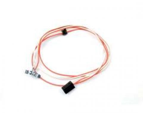 Chevelle Dome Light Wiring Harness, 2-Door Coupe, 1966