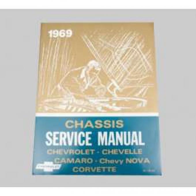 Chevelle Shop Manual, 1969