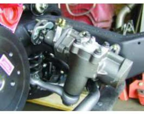 Chevelle Steering Box, Power, 600 Series, 14-1 Ratio, 1964-1980