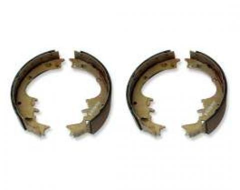 Chevelle Brake Shoe Set, Front, For Cars Except 1965 SS396,1964-1972