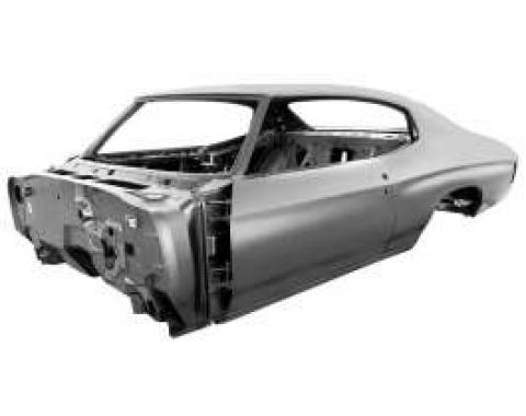 Chevelle Full Body Assembly, Coupe, For Cars Without Air Conditioning, 1970