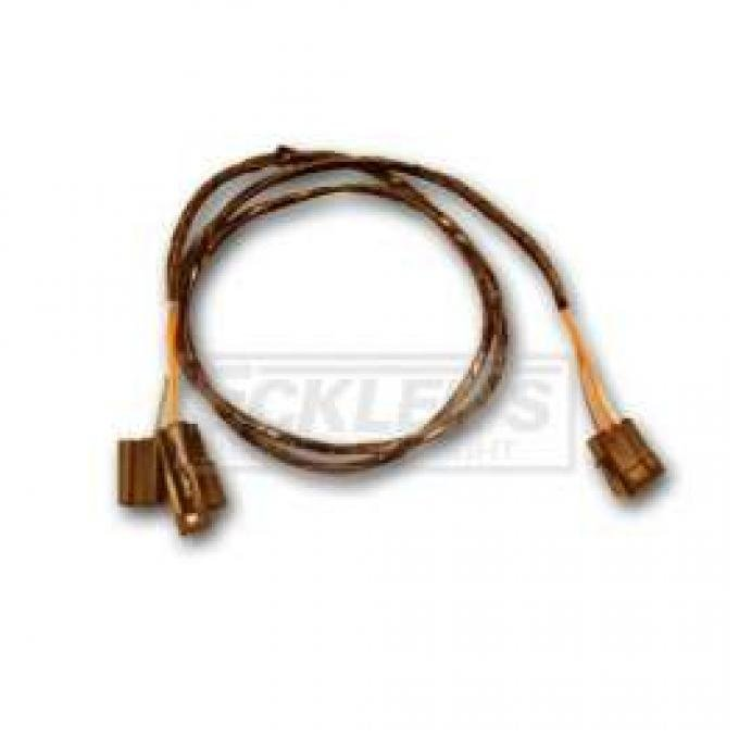 Chevelle Center Console Extension Wiring Harness, For Cars With Manual Transmission, 1967