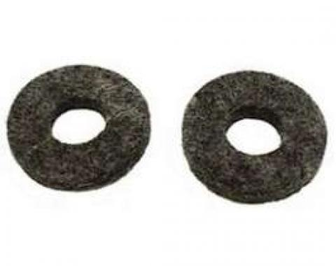 Chevelle & Malibu Clutch Bellcrank Felt Grease Seals, 1964-1983