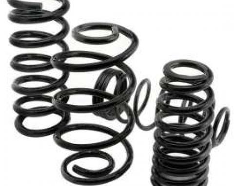 Chevelle Coil Springs, Front, Negative Roll SB, 1968-1970