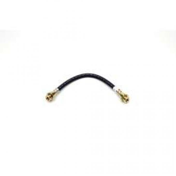 Chevelle Brake Hose, Front, For Cars With Drum Brakes, 1968-1972
