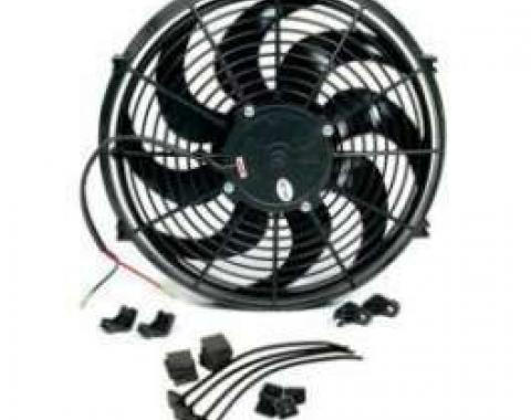 Chevelle Electric Cooling Fan, 14, 1964-1972
