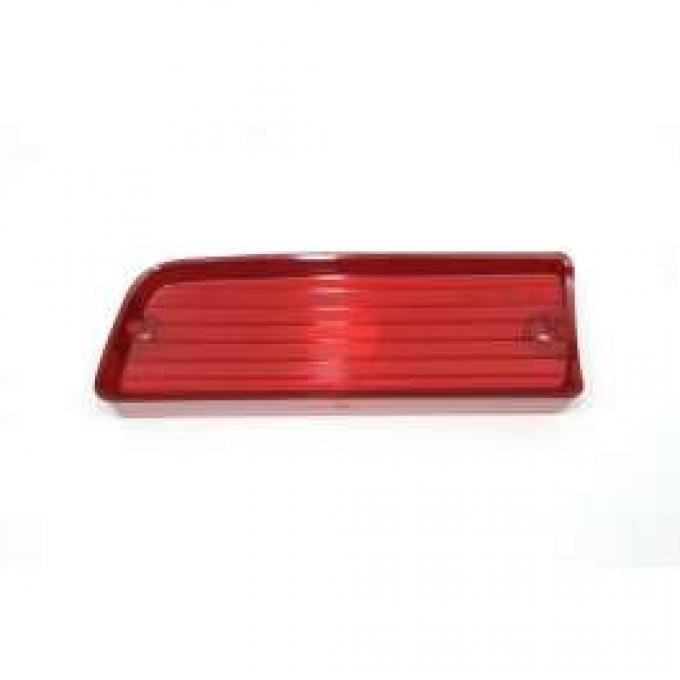 Chevelle Taillight Lens, Except Wagon, Left, 1964