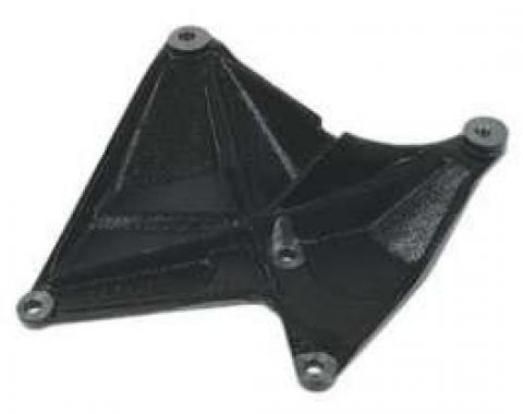 Chevelle Air Conditioning Bracket, Front Lower Support, Big Block, 2nd Design, 1970-1975