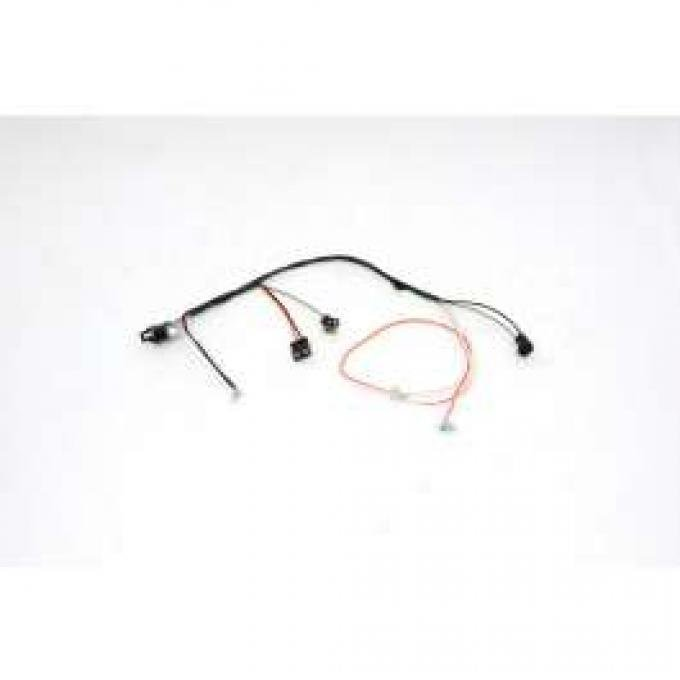 Chevelle Center Console Wiring Harness, For Cars With Automatic Transmission, 1967